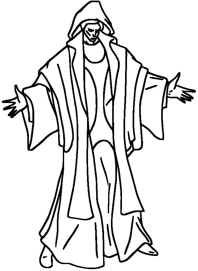 Ligne pleine Adorateur-vectoriel